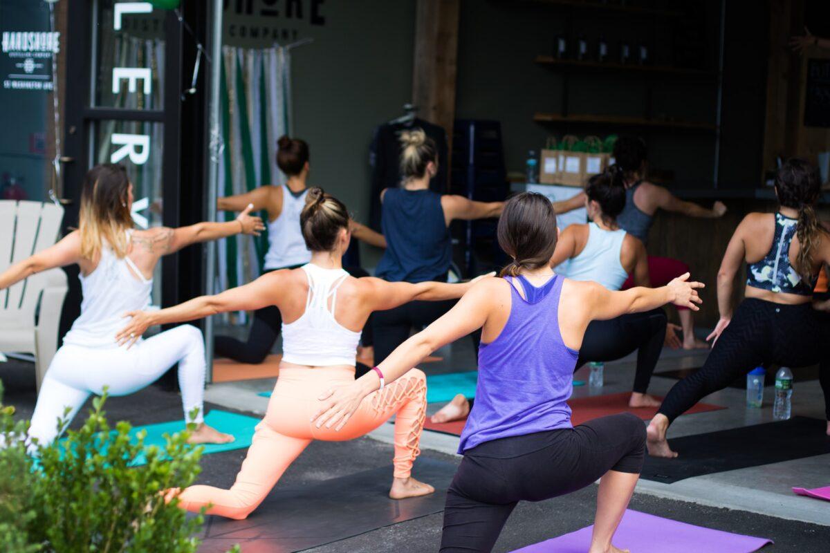 yoga livsstil
